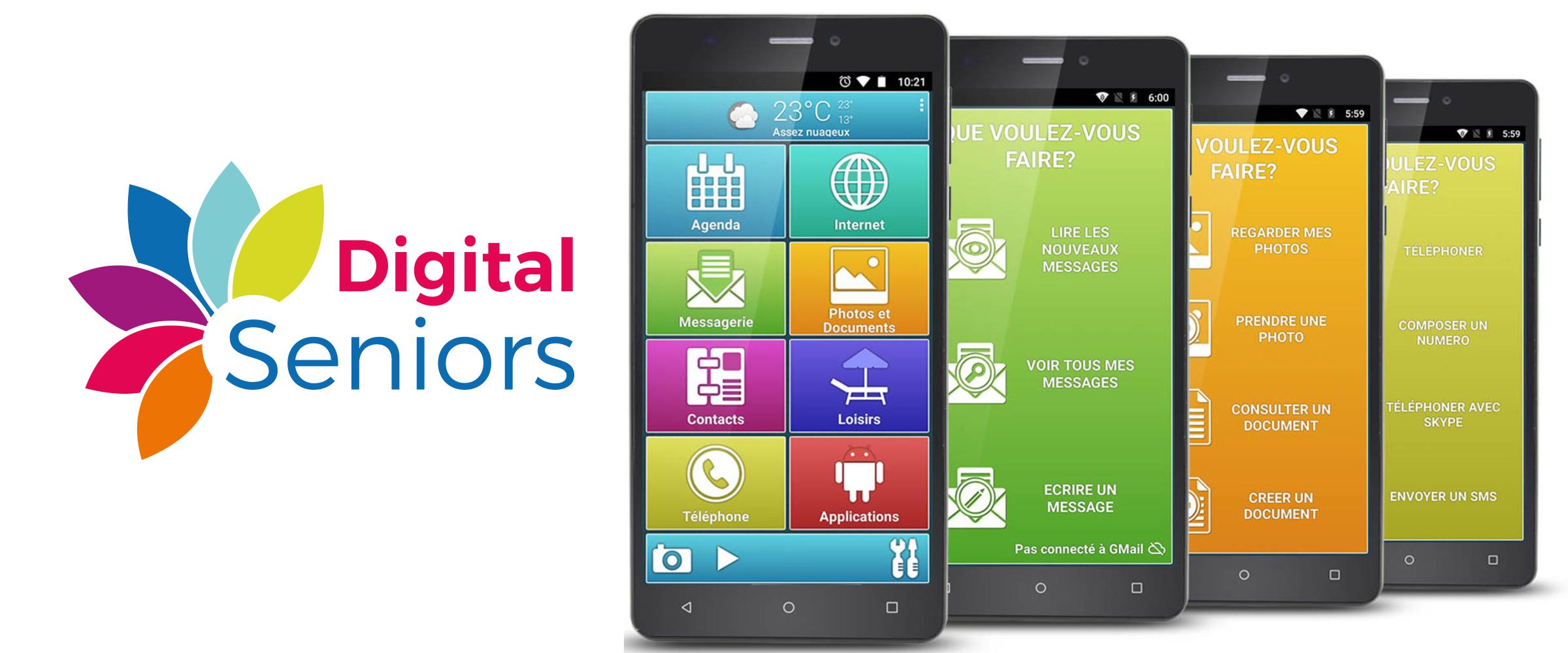 tablettes gsm et t l phones pour personnes g es et seniors